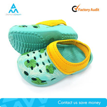 green baby clog manufacture