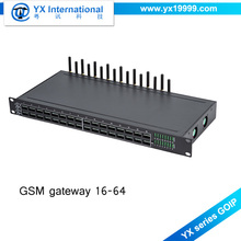 multi recharge software 16 port 64 sim card voip goip wireless networking equipment 3g 4g lte