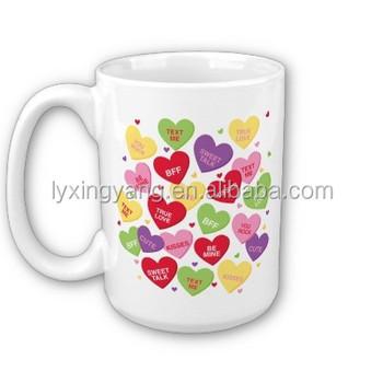 Valentines Day Coffee Mugs Sublimation Beer Mug Buy Coffee Mugs