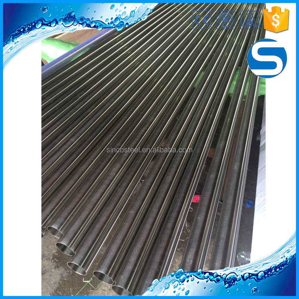 astm a269 tp304 seamless sanitary stainless steel tube/ sanitary stainless steel pipe
