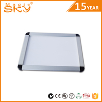 quality control system aluminum alloy outdoor advertising light box