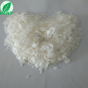 Textile finishing agent softener flake imparts fabric soft and fluffy handle