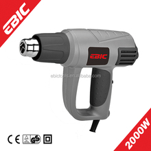 EBIC 2000W cordless battery heat gun for soldering with LED Indicating