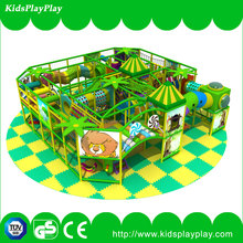 china supplier children place fire resistance playground