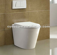 CY3083FM-Australian ceramic WC floor mounted toilet Back to Wall Toilet