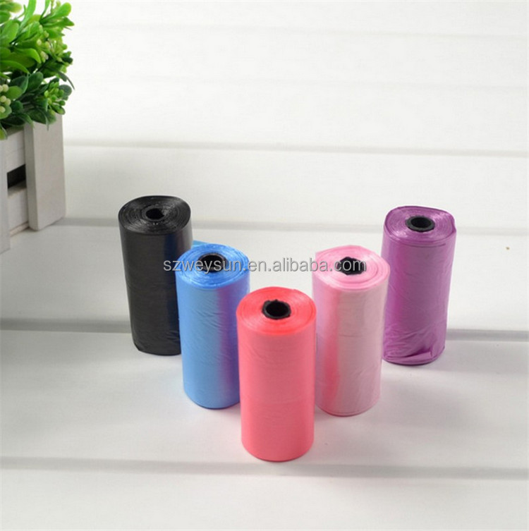 D1U# 20 Rolls Degradable Pet Poop Bags Dog Cat Waste Pick Up Clean Bag Refill 400 8001600 Bags Promotion
