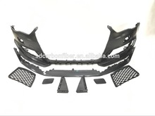 Hot selling fiberglass car body kits with best service and low price
