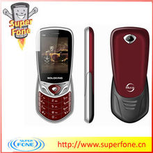 V90 2.4 inch big speaker soloking mobile phone cheap price celulares Metal body with UV special phone