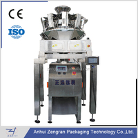CF1-300 single-station pre-made sachet/pouch packaging machine