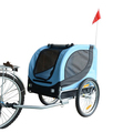 Pet Travel Bicycle Trailers for Dog, Bike Dog Trailer