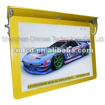 22 inch Bus LCD AD Advertising Display