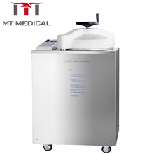 Hospital LCD Vertical Steam Autoclave Sterilizer Intelligent auto medical Internal Cycle Sterilizer