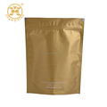 High barrier zipper vacuum packaging bag for sea food, meat packaging