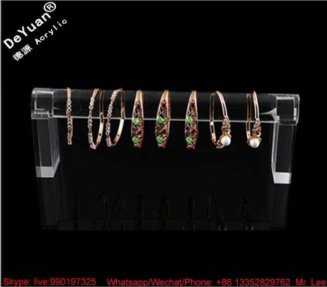New design bracelet jewelry assembly display acrylic stand