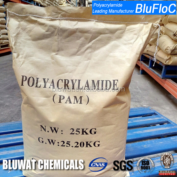 Oil Well Chemical Drilling Mud Thinner Acrylamide and Acrylic Acid Copolymer