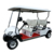 four-seat small golf carts Electric four-wheeled sightseeing car