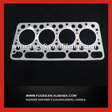 KUBOTA V1512 engine cylinder head gasket
