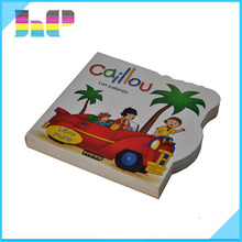 High quality full color kids book printing,printing puzzle story books for children