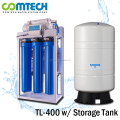 Commercial Use 400 Gallon Pure Aqua RO System