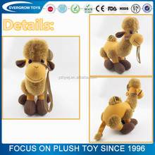 Promotional cute aniaml toy custom plush camel stuffed toys