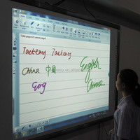 Tacteasy four users cheap multi touch smart board