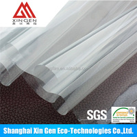 Clear automotive car paint protection TPU film with PET