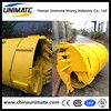 For All types of rotary drilling rig rock core barrels bored piling foundation clay/soil drilling bucket