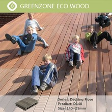 Used for Outdoor Terrace / Garden / Balcony / Patio Plastic Wood Composite Decking