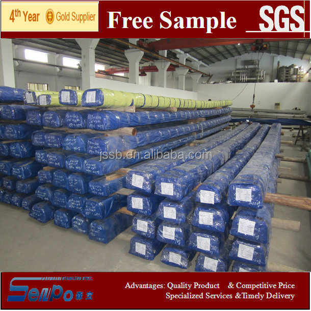 high quality 321 stainless steel round bar for pump shaft