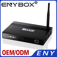Завод EM92 Enybox Smart S912 Окта основные Android 6.0 wi-fi ac Tv Box 2 ГБ/16 ГБ Bt4.0 Коди pre-installed отт tv box