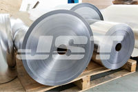 aluminium foil jumbo roll AL/PET Shielding Insulating Film For Cable&Air Duct