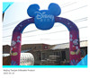 high quality cute advertising inflatable arch for promoting