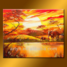 Modern Wholesale Famous Art Painting On Canvas
