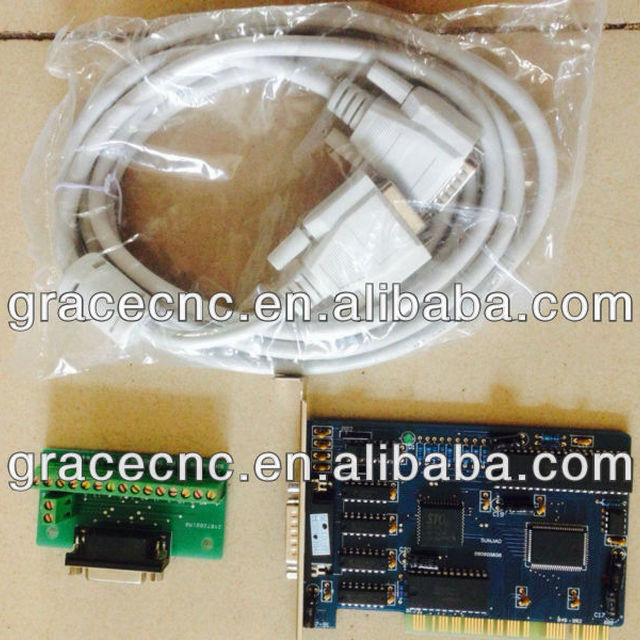 Engraving and Milling Ncstudio PCI control card