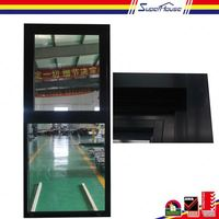 aluminum jalousie window frames comply with AS2047 made by China supplier