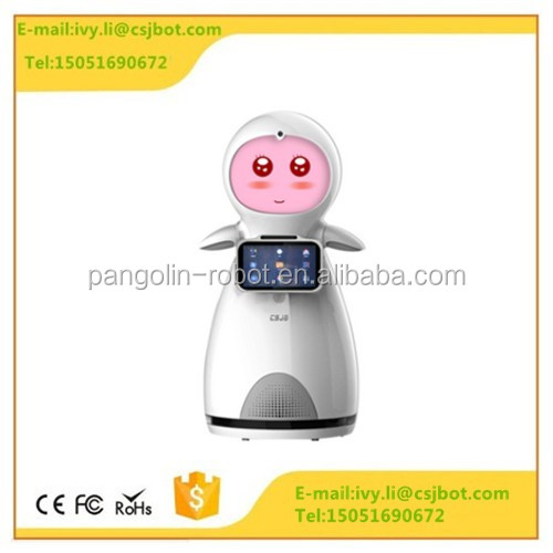 lovely childrens home care service robot /smart robot
