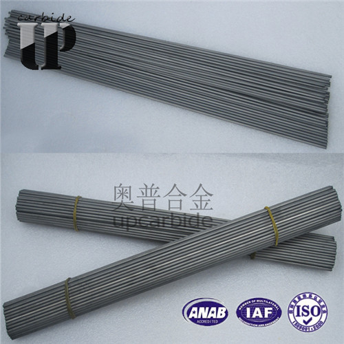 <strong>K10</strong> K20,K30 OD2.5*100mm 30 degree point cemented <strong>carbide</strong> <strong>rod</strong>