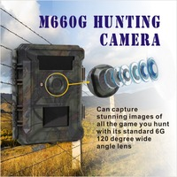 12 Mp Hd Trail Camera 720p Wireless Surveillance Cameras