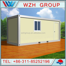 20ft container house/container homes china/prefabricated container house
