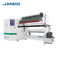 slitting rewinding machine for plastic film rolls in other packaging machines
