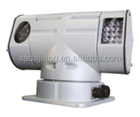 Intelligent PTZ camera 700TVL for police car 22X optical zoom IR night vision