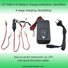 Good Quality 12v 12ah lead acid battery charger made in guangdong
