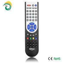 Dongguan OEM & ODM 15 years manufacturer STB home appliance infrared TV remote control