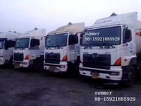 used hino tractor head for sale