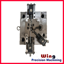 customized aluminum injection mold and mould die casting
