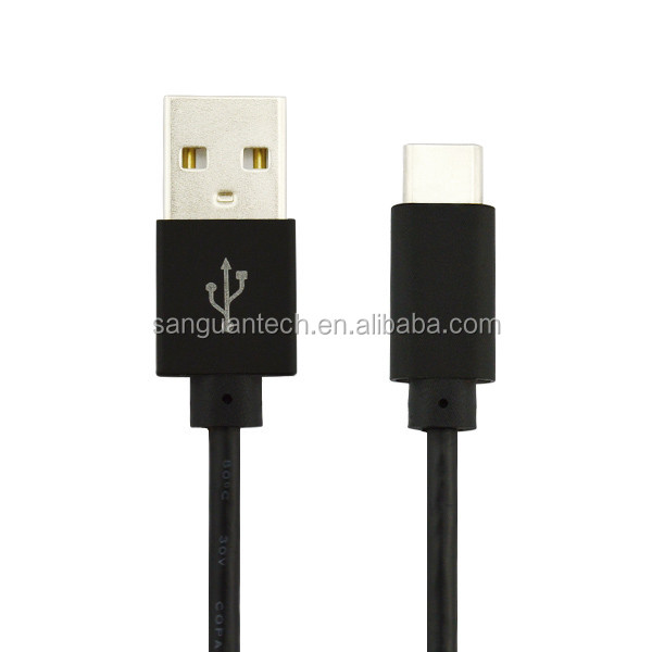 shenzhen oem/odm metal housing Slim usb c cable