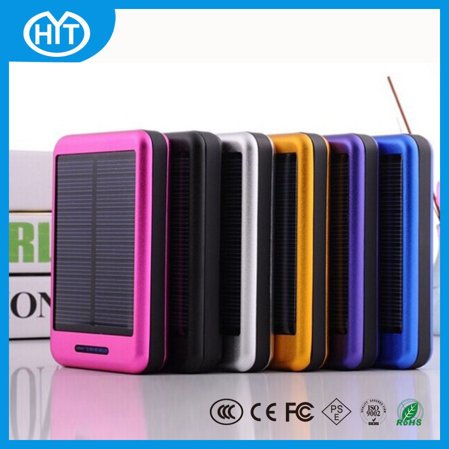 50000 mah power bank upgrade nicer solar charger made in China