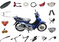 scooter parts&accessories for moto & motorcycle