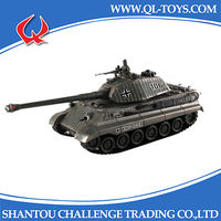 Latest Fighting Toys RC Battle Tanks With Demo