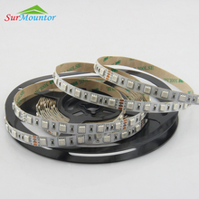 RGB color led strip light rgb 5050 with low price
